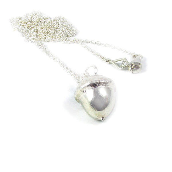 Necklace Acorn