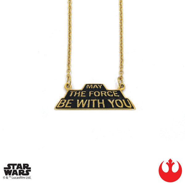 May The Force Be With You x Gold