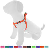 BASIC PAWTITAS DOG HARNESS orange main
