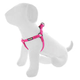 BASIC PAWTITAS DOG HARNESS PINK