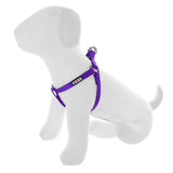BASIC PAWTITAS DOG HARNESS PURPLE