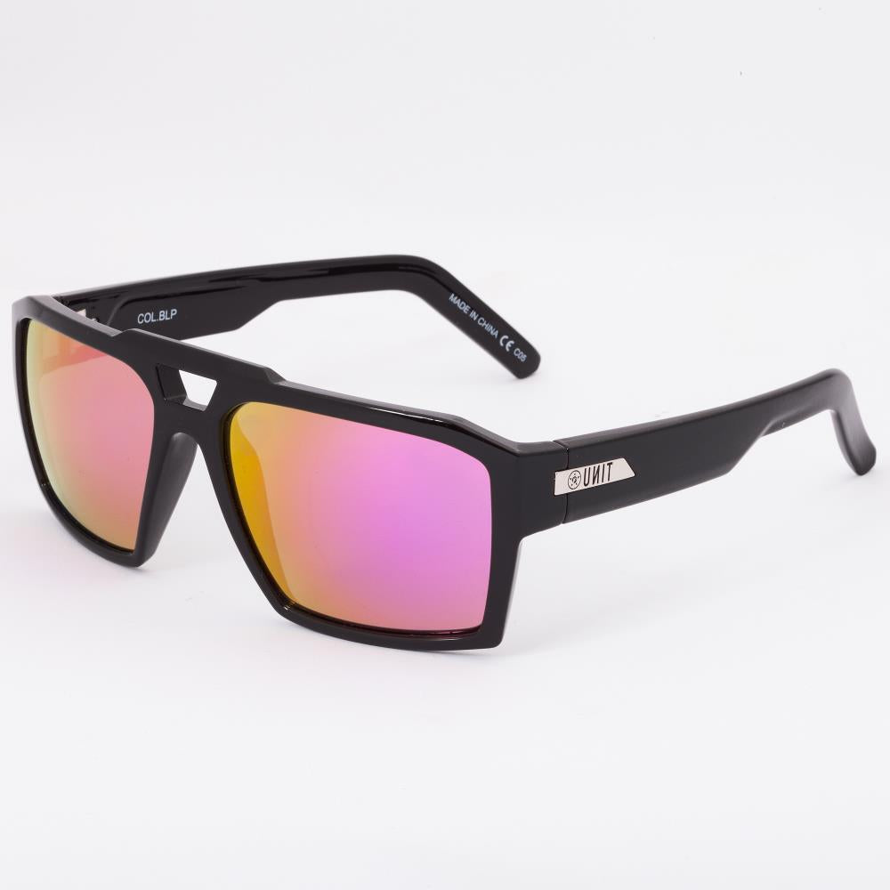 Black Widow Eyewear Black Purple