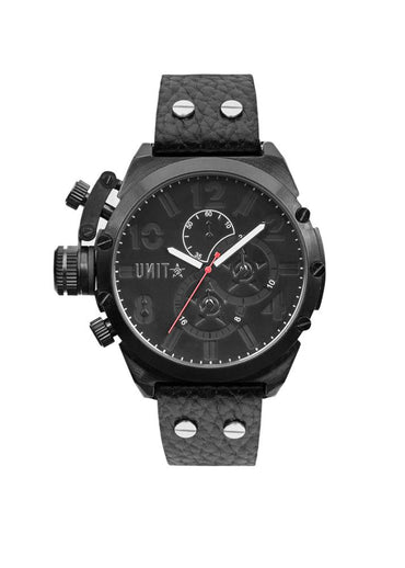 Distinct Leather Watch