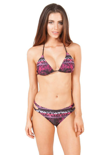 Melange Ladies Bikini Set
