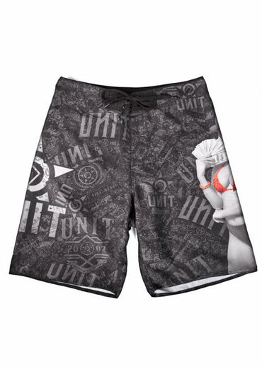 Money Team Boardshort