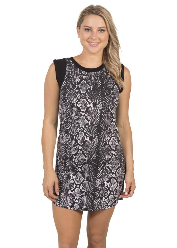 Charm Ladies Dress