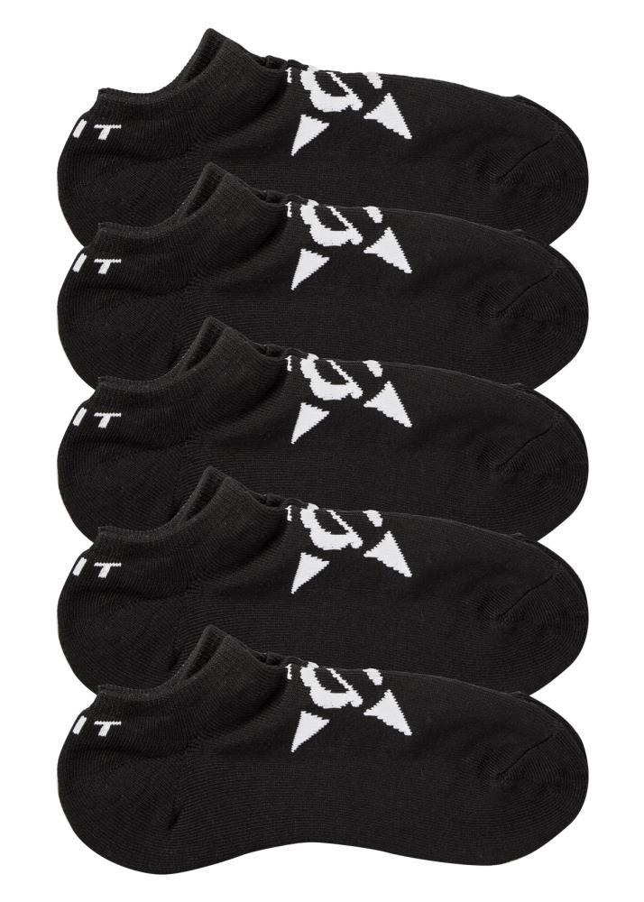 No Show Socks 5 Pack