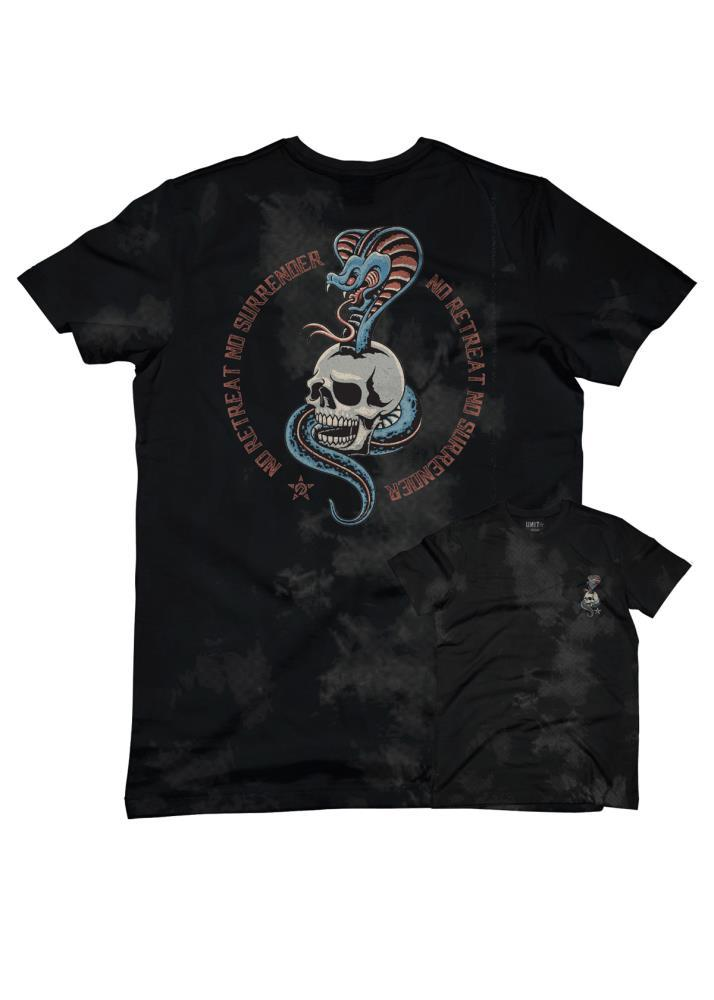 No Retreat Tee
