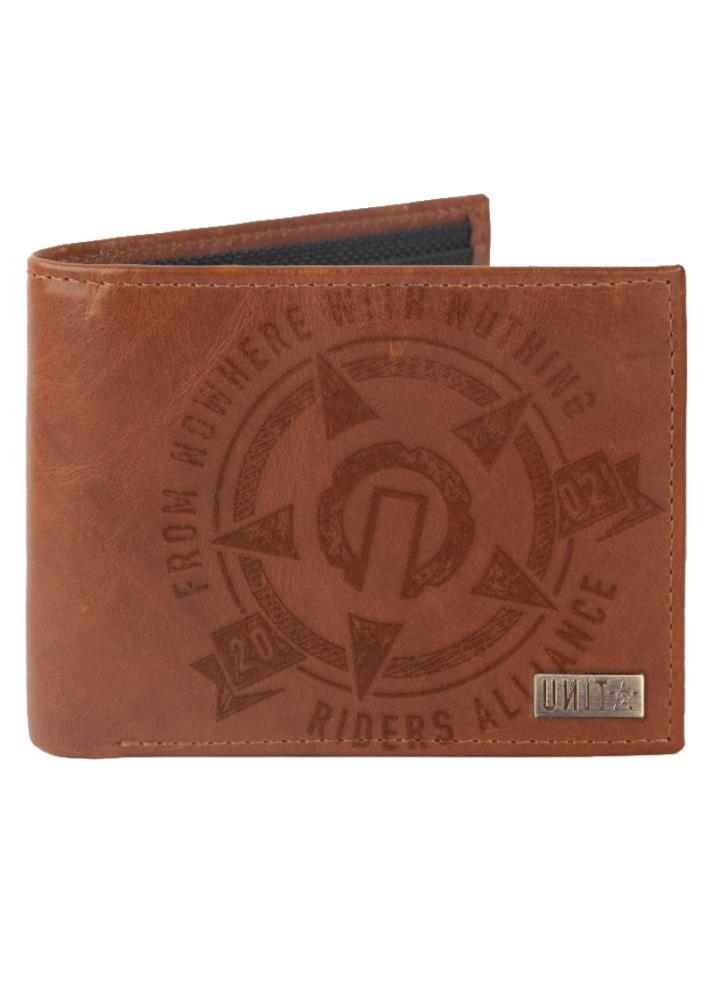 Salvage Leather Wallet