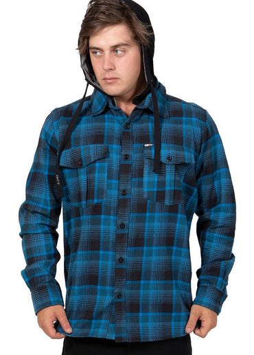 Chester Long Sleeve Hood Shirt