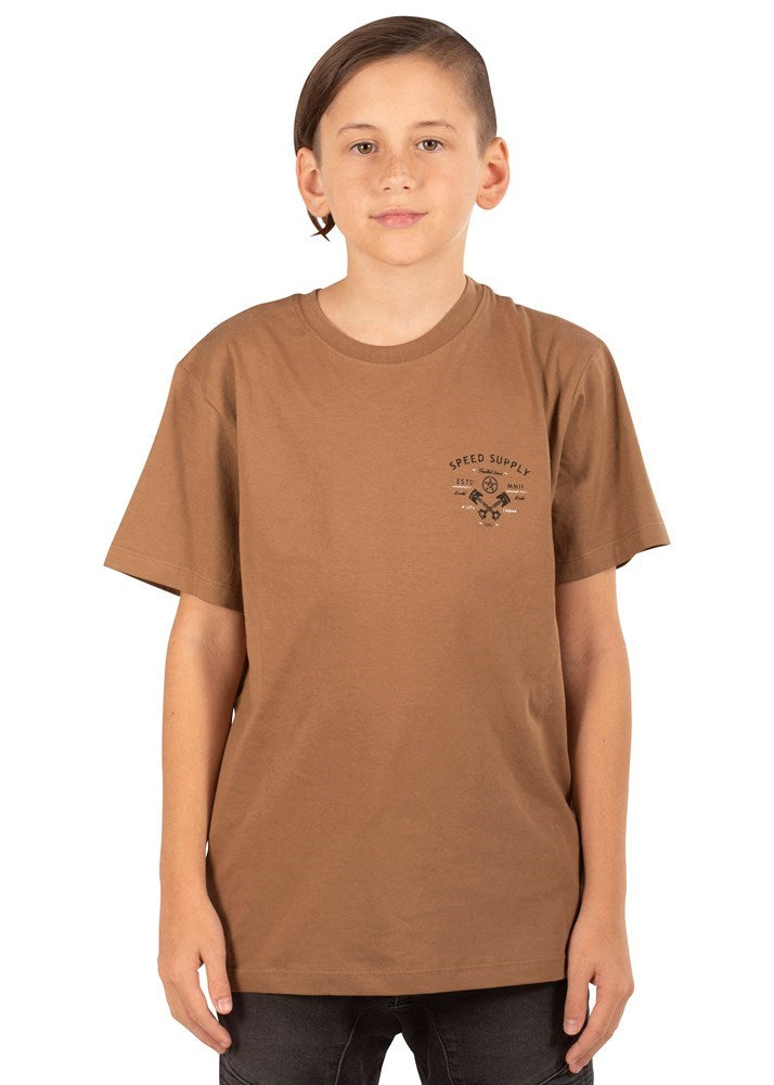 Finishline Youth Tee