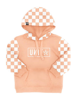 Checkmate Girls Kids Hoody