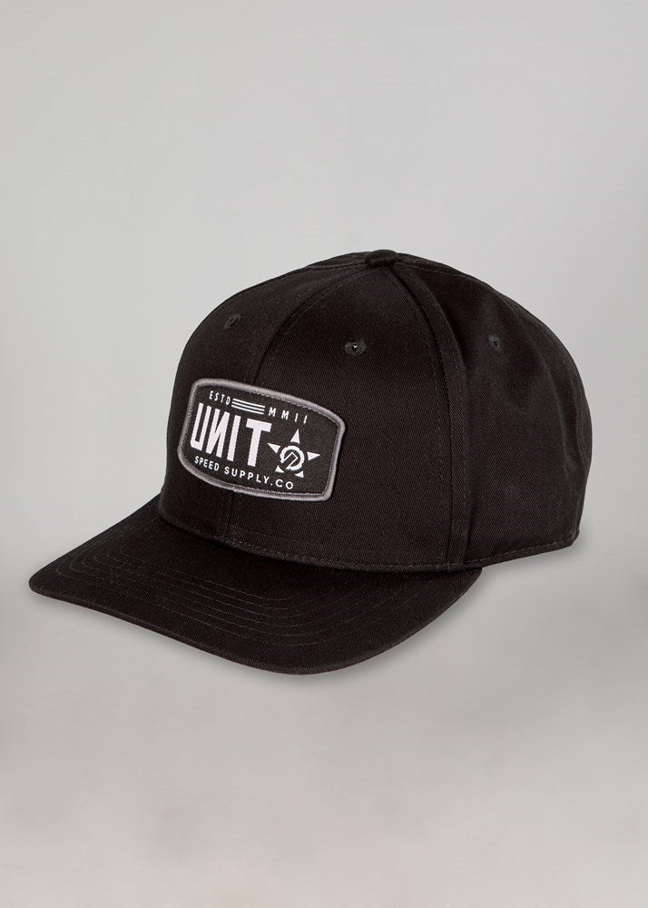 Union Semi Curve Snapback
