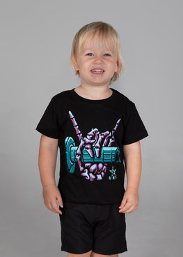 Rock On Kids Tee
