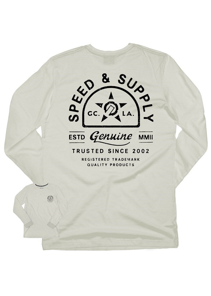 Supplier Long Sleeve Tee