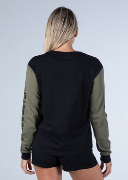 Fastrack Ladies Long Sleeve Tee