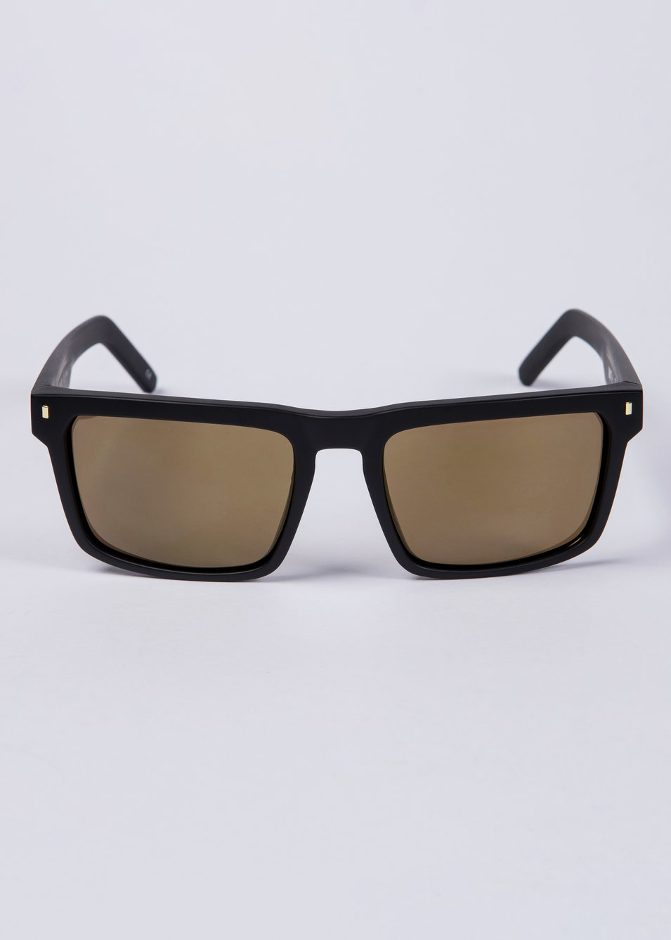 Primer Polarised Sunglasses - Matte Black / Gold