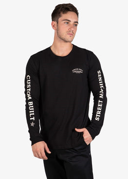Easy Rider Long Sleeve Tee