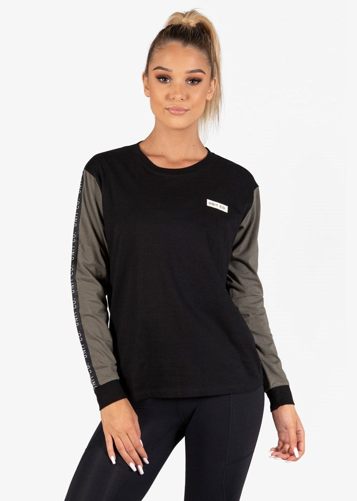 Novel Ladies Long Sleeve Tee