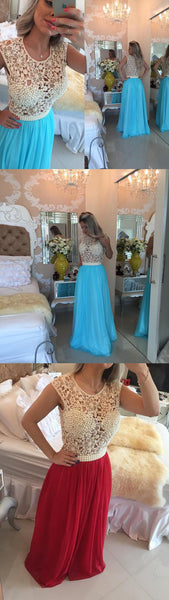 beaded long prom dresses ,2017 o neck evening dress,BD2887