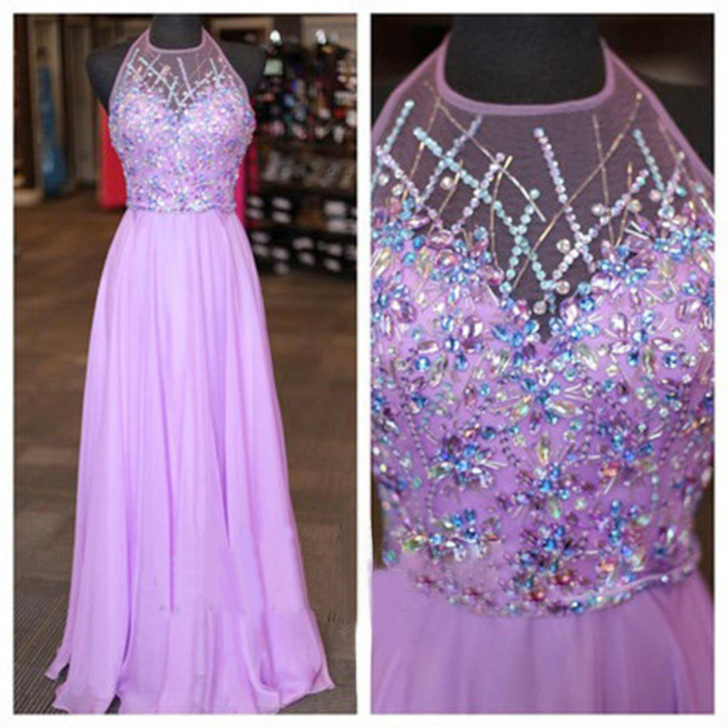 Purple Prom Dresses,Charming Prom Dress,Long Prom dress,party prom Dress,2017 prom Dress,BD418 - dream dress