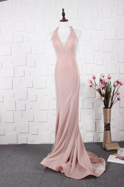 2020 V-neck Long Mermaid Prom Dresses Eveing Prom gown,MD202033