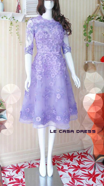 lace prom dress,Homecoming dress,Short prom Dress,charming prom dress,Party dress for girls,BD1500 - dream dress