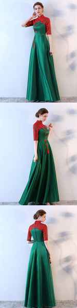 Vintage Prom Gowns,Elegant Evening Dress,Cheap Evening Gowns