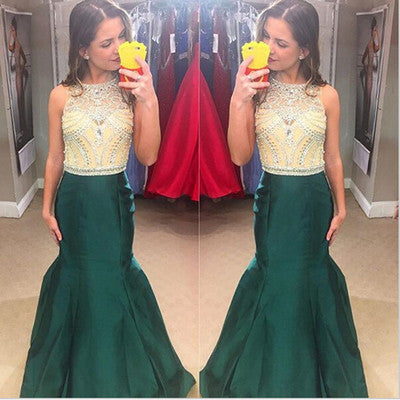 long Prom Dresses,charming Prom Dress,mermaid Prom Dress,formal Prom Dress,party dress,BD1014 - dream dress