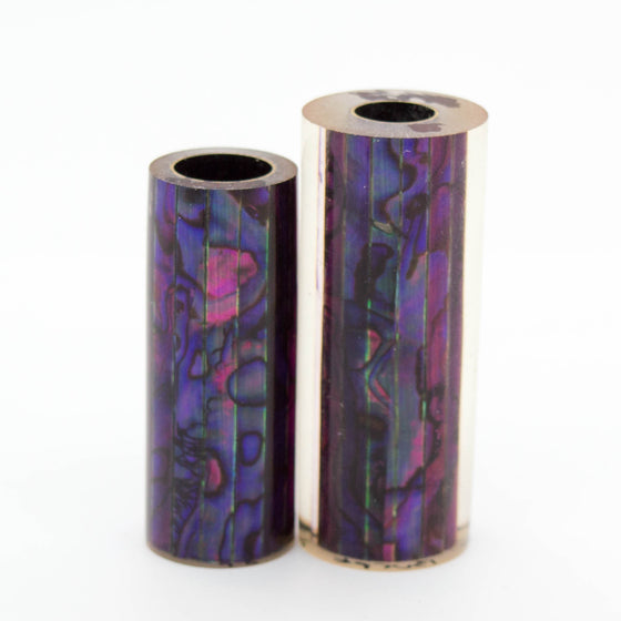Purple Paua Abalone Pen Blank - Jr II