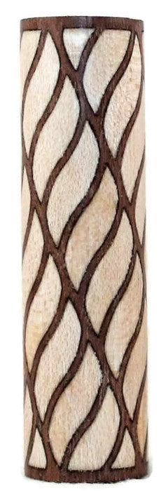 Rope Twist (Left-Leaning)  Blank made by Kenneth Wines