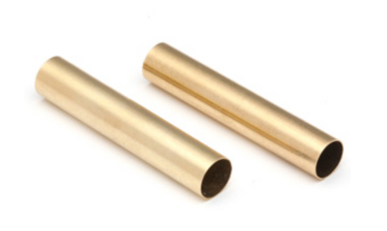 Replacement Tubes - Jr. Aaron (Longer Lower Tube); BRASS