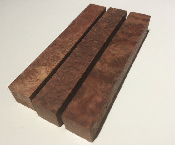 Walnut Root Wood Blank