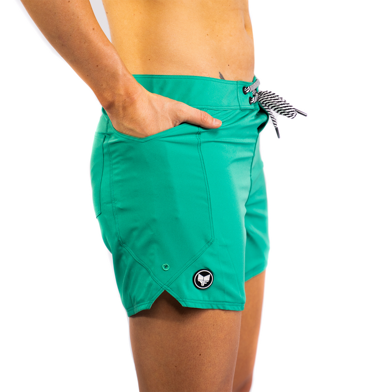 Eden Boardshorts - Sea Green