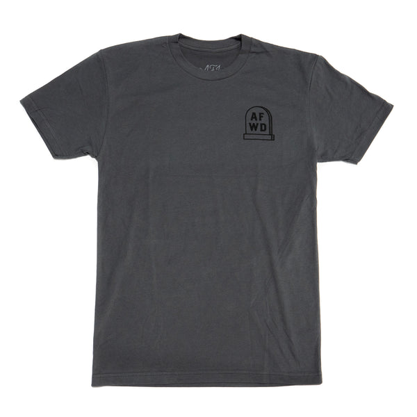 DO GOOD or DIE TRYING tee - Grey