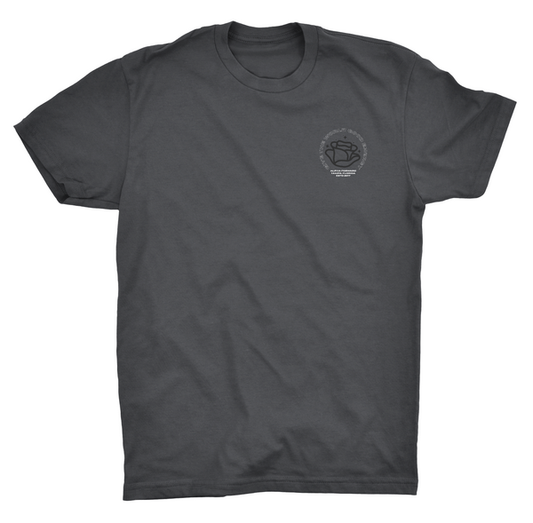 GOOD ENERGY TEE - Heather Grey