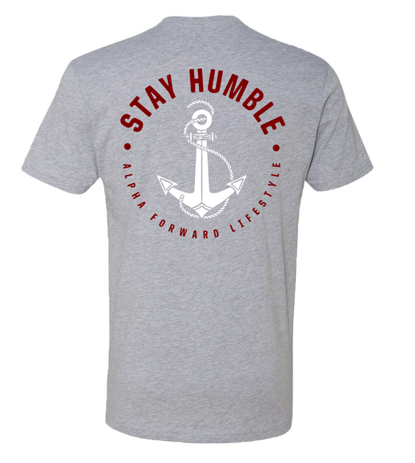 Stay Humble - Heather Grey