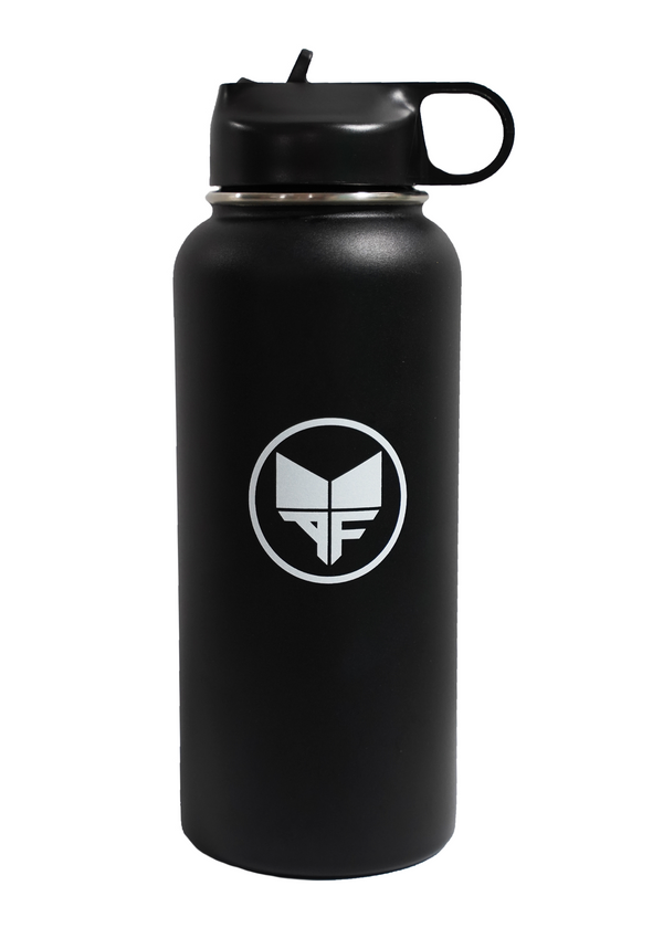Insulated Canteen 32oz - BLACK