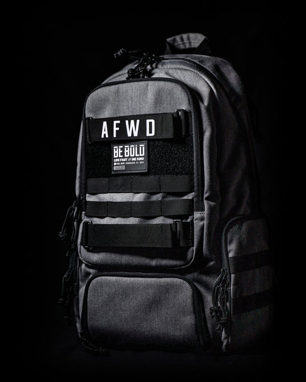 ECO-HERO BACKPACK // GREY