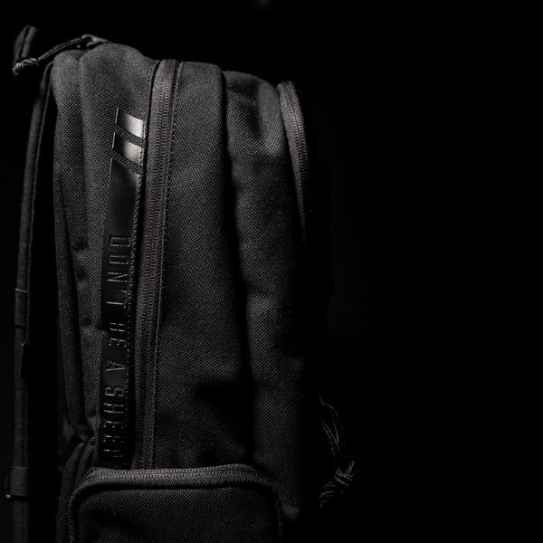 ECO-HERO BACKPACK // BLACK