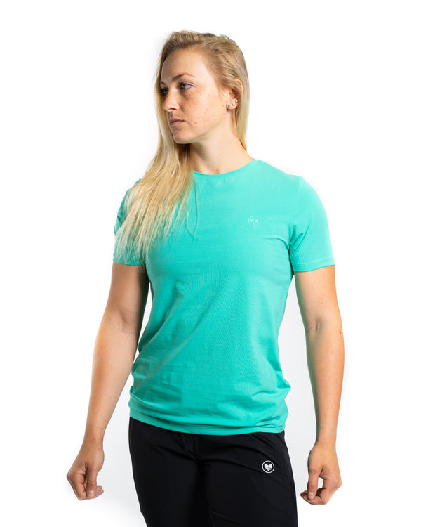Premium BE BOLD Tee - TEAL