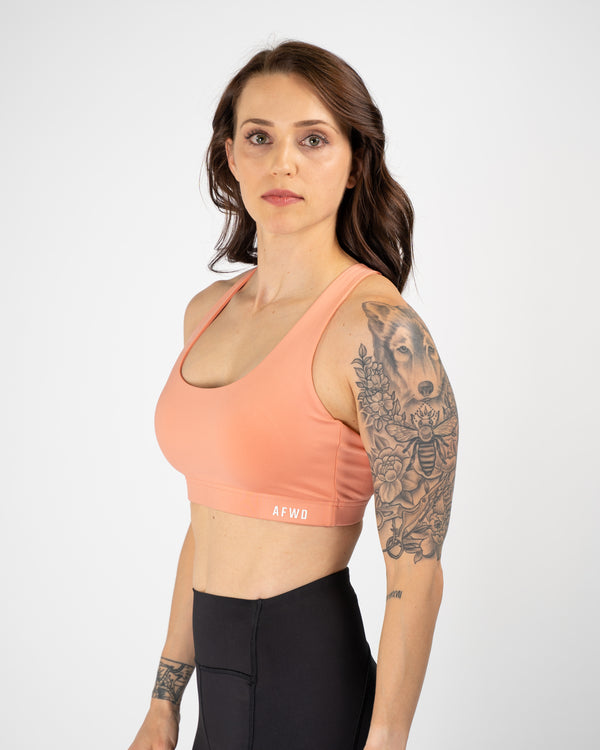Empower Bra - Peach