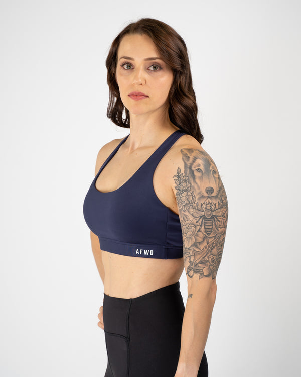 Empower Bra - Navy