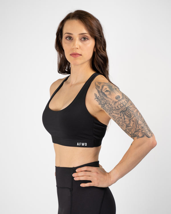 Empower Bra - Black