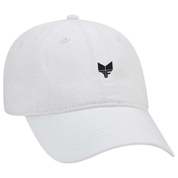 AF Classic Dad Hat - White