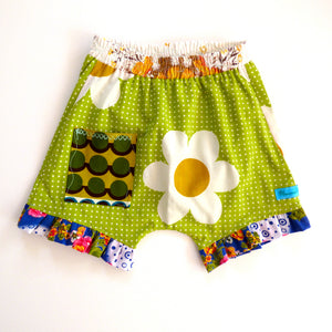 Vintage ruffle bloomers Size 3-4