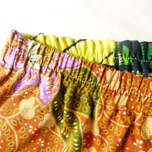 Size 6-7 Tribal Batik Shorts