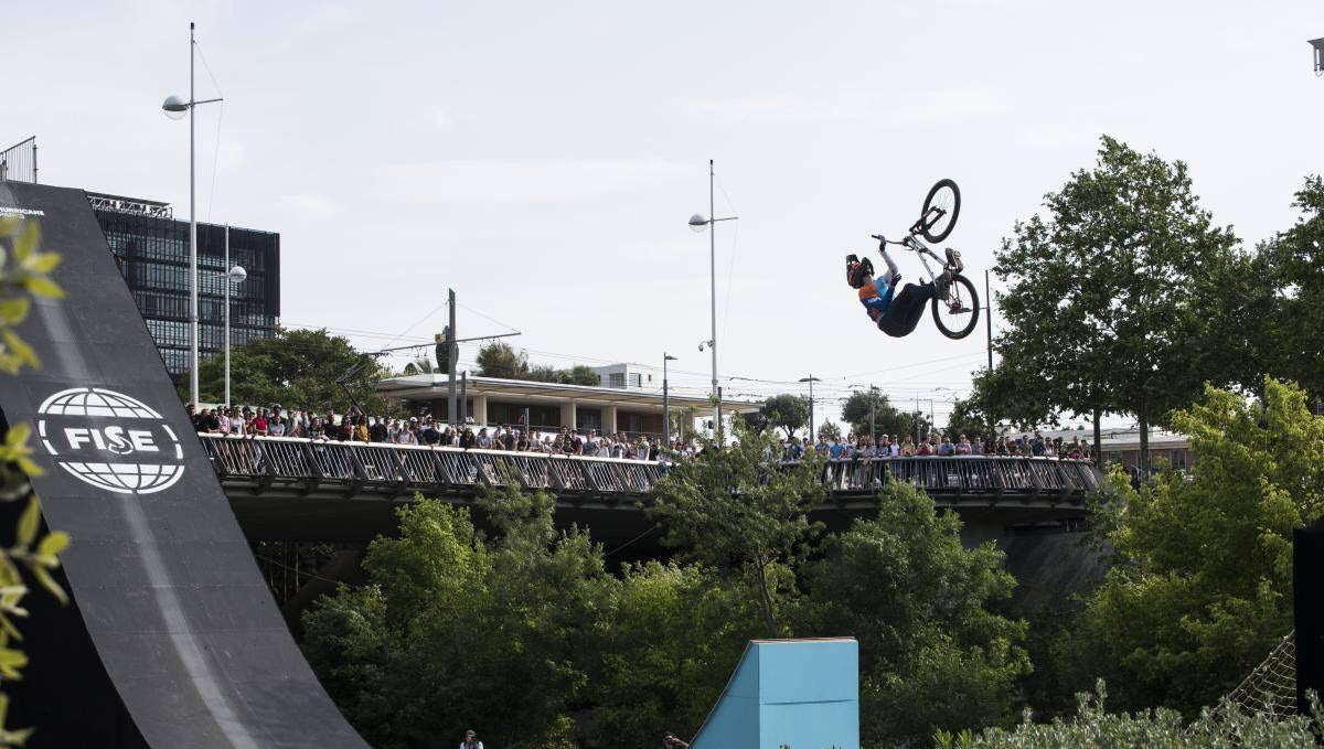 GT MTB AT FISE, Montpelier