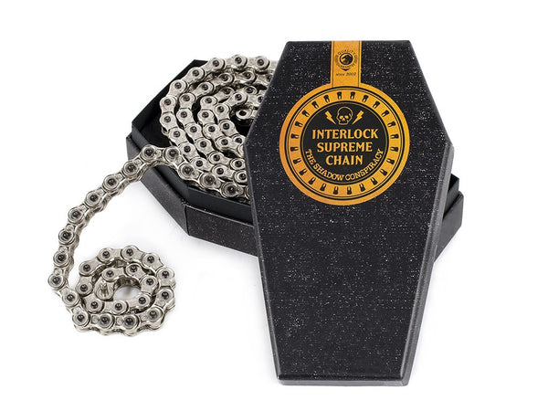 The Shadow Conspiracy Interlock Supreme Chain