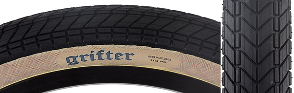 Maxxis Grifter DC/2-Ply/SW Folding Tire - 20x2.3""